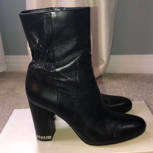 MK booties. Size 9